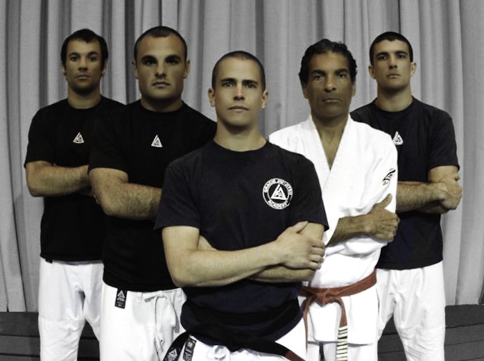 Gracie Jiu Jitsu Black Belt